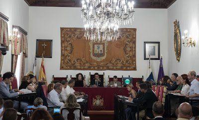El pleno de La Laguna ratifica de forma unánime su compromiso en la lucha contra el cambio climático