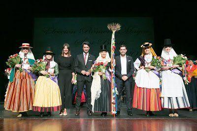 La joven Carla Rodríguez Hernández, elegida Romera Mayor de San Benito