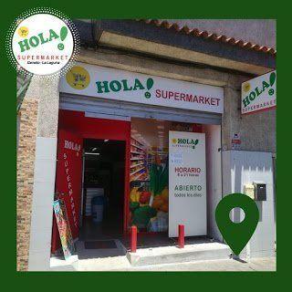 Hola Geneto, el nuevo supermercado de San Bartolomé