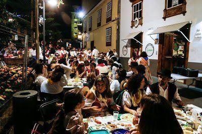 La Laguna vivirá este viernes el tradicional Baile de Magos de San Benito