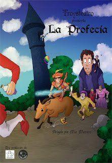 El Teatro Unión Tejina pone en escena la obra infantil 'La Profecía', de la compañía Troysteatro