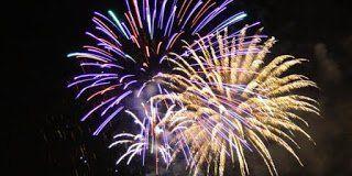 La exhibición de fuegos artificiales de las fiestas de Tejina tendrá lugar esta noche