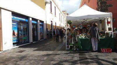 El Ayuntamiento de La Laguna abre el plazo para que comerciantes se inscriban en las recovitas de Navidad
