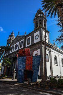 Las calles del centro La Laguna encienden su alumbrado navideño este viernes
