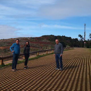 El Cabildo de Tenerife recupera el entorno natural de la Mesa Mota