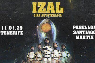Izal llega a Tenerife con su gira 'Autoterapia'