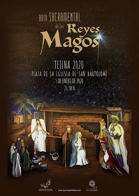El pueblo de Tejina se prepara para vivir el tradicional Auto Sacramental de los Reyes Magos