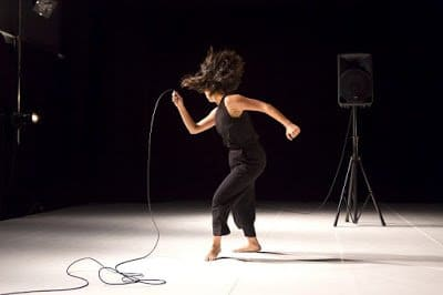 Carlota Mantecón presenta 'Esto no es una prueba de sonido' en el Teatro Leal