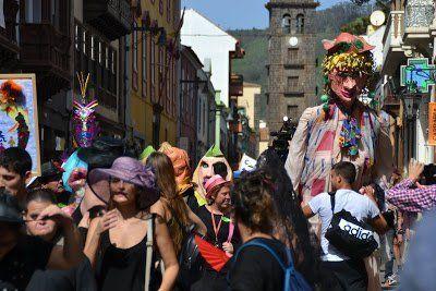 La Laguna celebra este miércoles la Sardina de la Inclusión, una jornada para visibilizar la discapacidad