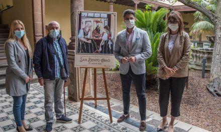 La Laguna celebra San Benito Abad con un programa de actos ajustado a la nueva normalidad