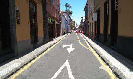 El Ayuntamiento permite la instalación de terrazas en las calles Tizón y Bencomo
