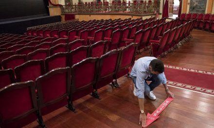 El Teatro Leal se prepara para reabrir sus puertas con todas las medidas de seguridad