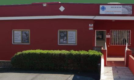 Una Clínica Veterinaria muy completa en el corazón de Las Canteras