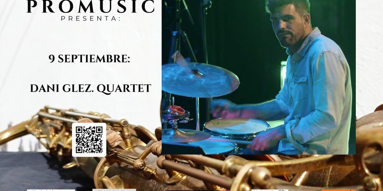 Dani González Quartet inaugura el ciclo de conciertos Promusic en La Laguna