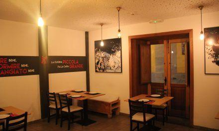 Rucola & Grana, un trocito de Italia en el centro de La Laguna