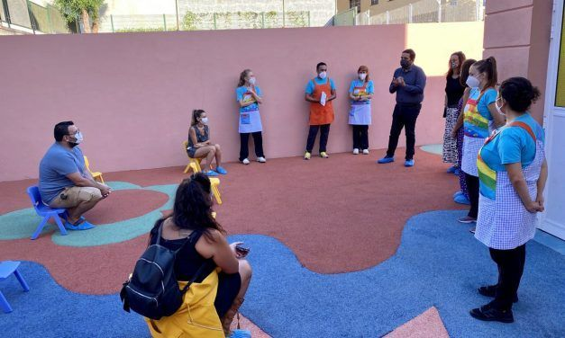 El plazo de solicitudes para las Escuelas Infantiles Municipales de La Laguna se abrirá el 1 de febrero.