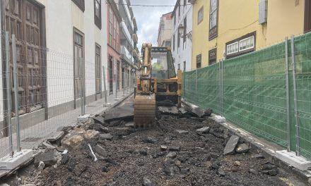 El Ayuntamiento inicia las obras para ganar casi 2.000 metros cuadrados peatonales