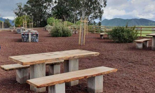 El Ayuntamiento reubica el merendero de Mesa Mota con vistas a mejorar su confort, la seguridad y su accesibilidad