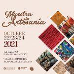 La plaza de La Concepción se viste de tradición y creatividad con el regreso de la Muestra anual de Artesanía de La Laguna