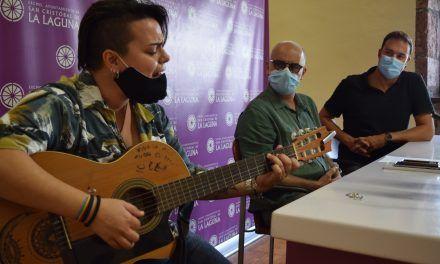 Los 'Juernes Laguneros' convierten la Casa Ossuna en epicentro de la cultura para la juventud