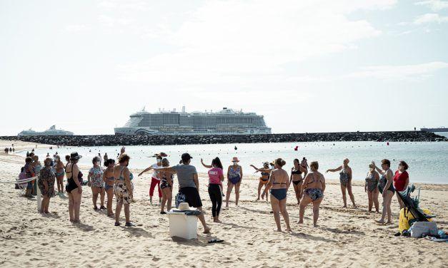 Regresa el programa lagunero Mujeres a la Playa tras el parón por la pandemia
